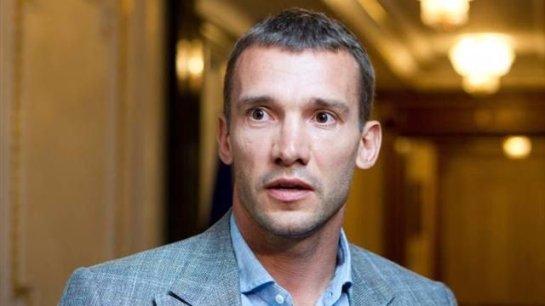 Украинский футболист Андрей Шевченко потерял отца