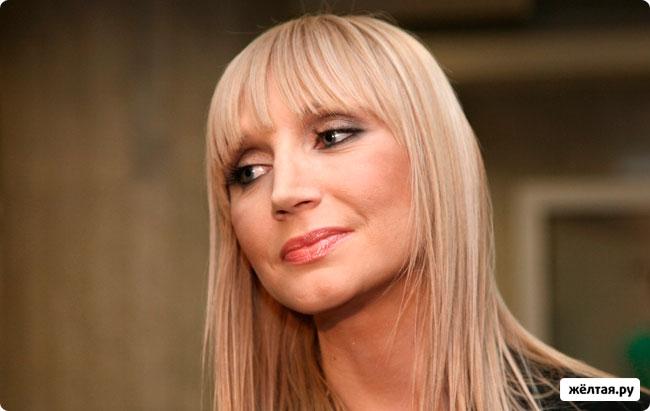 Кристина Орбакайте беременна 2012