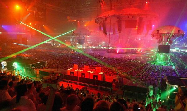 Организация концертов и заказ звезд
