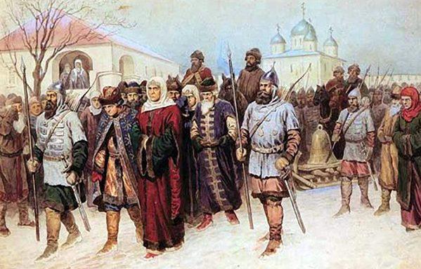 Книги об истории Российского государства