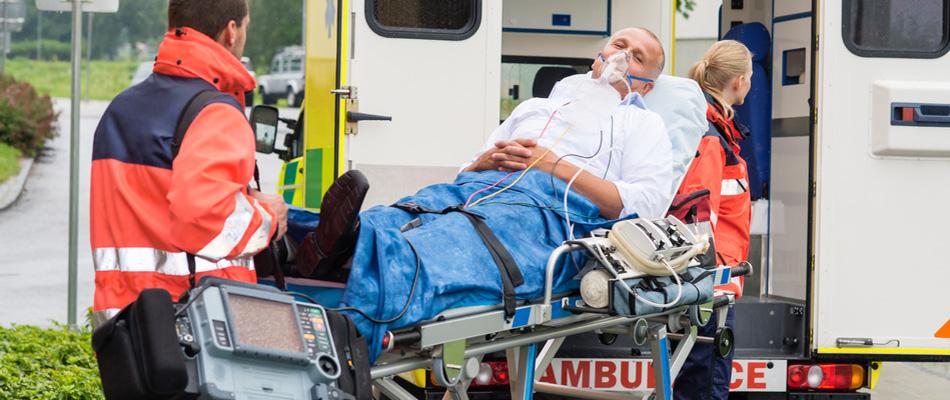Транспортировка больного с медицинским сопровождением