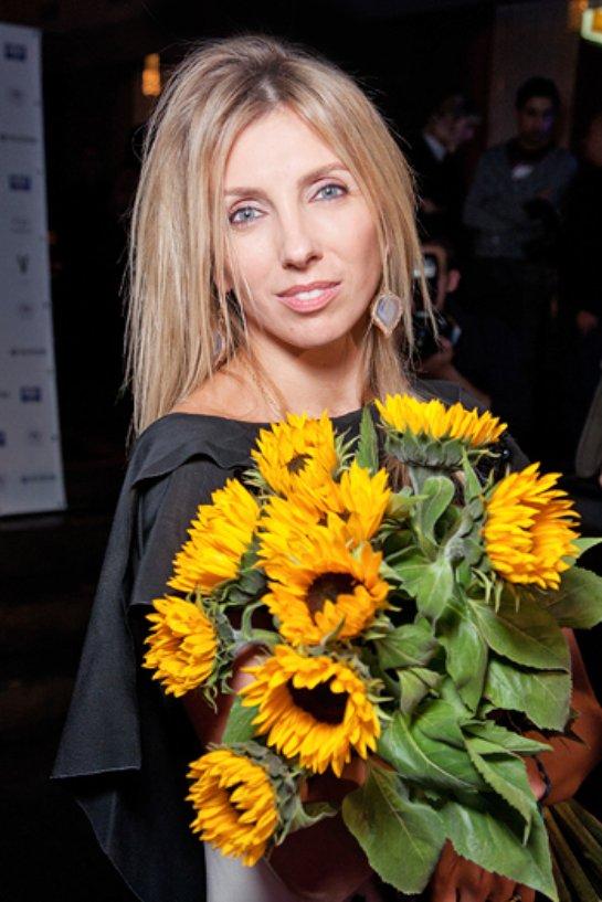 Светлану Бондарчук сравнили с Шарлиз Терон