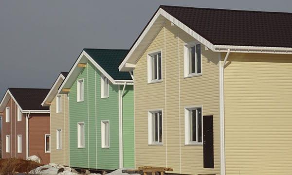 Купить облицовочные материалы для фасадов недорого