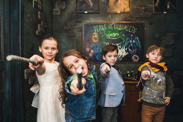 Заказать детскую квест-комнату в Краснодаре
