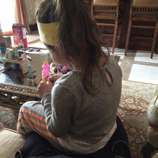 Мурат Налчаджиоглу показал фото дочки Софии