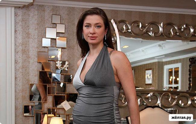 От кого беременна Мария Ситтель?