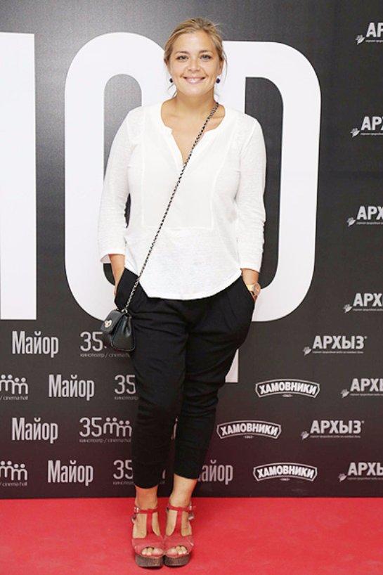 Ирина Пегова очень похудела