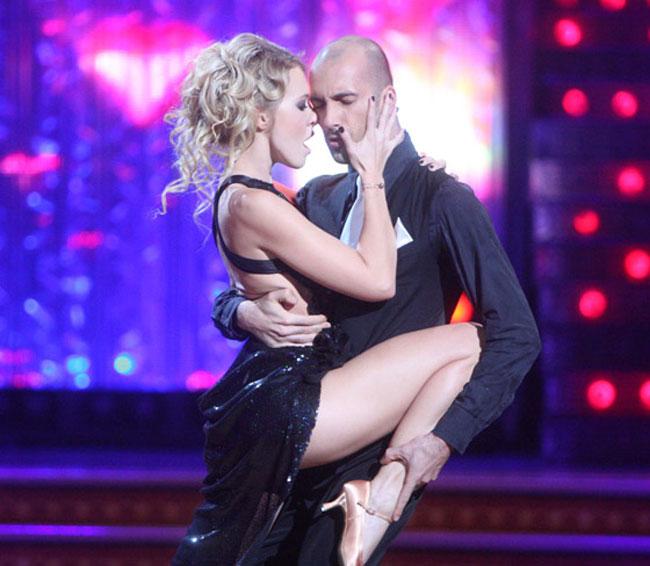 Ксения Собчак опозорилась на танцах