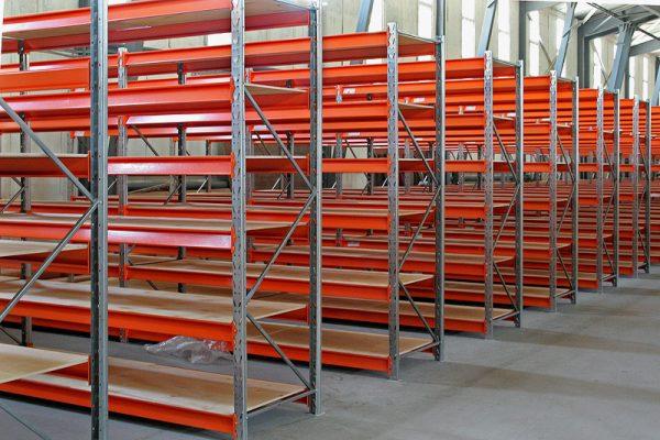 Складские металлические стеллажи от производителя