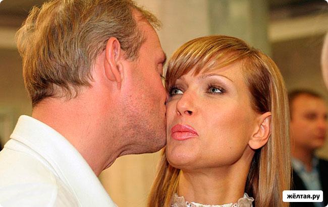 Развод Олеси Судзиловской