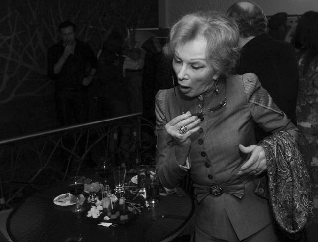 В Москве умерла Людмила Гурченко