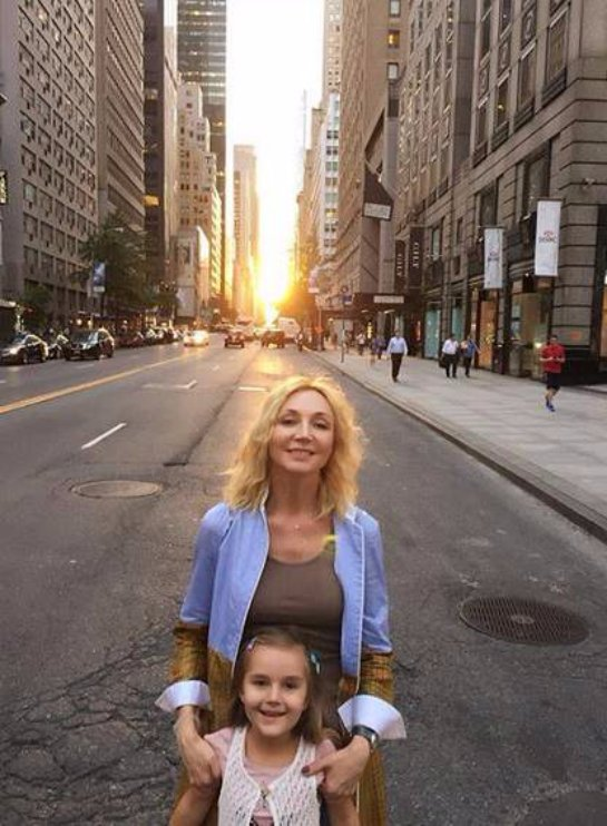Кристина Орбакайте опубликовала фото с дочкой