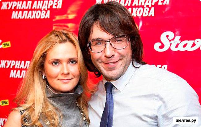 Жена Андрея Малахова (4 фотографии)